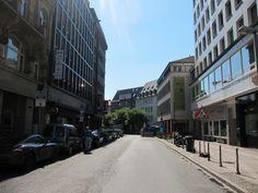 Frankfurt Germany, Maine, Street View, Scouts