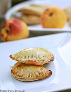 Bourbon Peach Hand Pies If you can t make it all the way to Bourbon ...