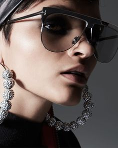 f4fb647280 Introducing gold plated Sunglasses featuring the Winter Sunglasses in white  gold.  TOMFORD  TFEYEWEAR
