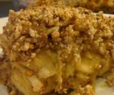 Recipe Gluten Free Apple Crumble by Angela de Gunst, learn to make this recipe easily in your kitchen machine and discover other Thermomix recipes in Desserts & sweets. Thermomix Desserts, Homemade Desserts, Gluten Free Desserts, Sweets Recipes, Apple Recipes, Healthy Desserts, Gluten Free Recipes, Real Food Recipes, Cooking Recipes
