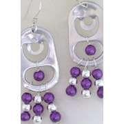 Pop Tab earrings - Google Search