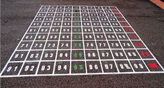 Following Learning: playground prime numbers