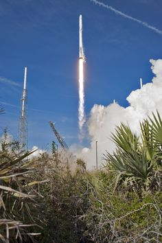 New Research Launches to Space Station Aboard SpaceX Resupply Mission