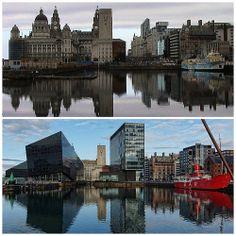 Liverpool 2007 & 2014