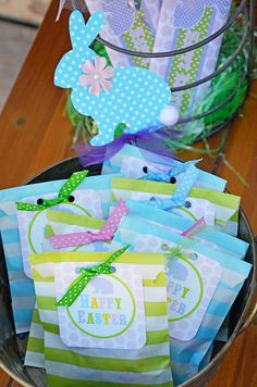 Treats a Easter Party #easter #partytreats