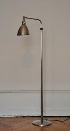 BAG Turgi 1930's floor lamp