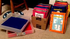 Testy Yet Trying: fantastic mom blog full of busy bags and car ride bags