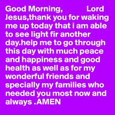 Thank you lord for waking me up this morning quotes - daily Men Quotes, Quotes For Him, Happy Quotes, Life Quotes, Thank You For Today, Thank You Lord, Positive Quotes For Women, Secret Love, Wake Me Up
