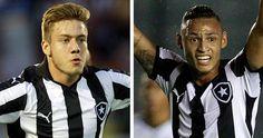 BotafogoDePrimeira: Time misto do Bota abre brecha para Luís Henrique ...