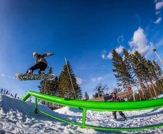 Brage Richenberg @hop360 Oslo Vinterpark