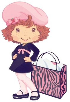 Fresita, Frutillitas, Strawberry Shortcake Strawberry Shortcake Pictures, Girly Cakes, Rainbow Brite, Holly Hobbie, Pics Art, Clipart, Paper Dolls, Cartoon Characters, Cute Pictures