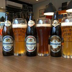 Cervejas de Trigo da Weihenstephaner – Episódio 162 #cerveja #degustacao #beer #tasting