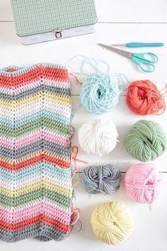 New crochet projects for IDA yarn shop (via Bloglovin.com )
