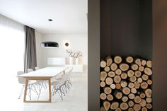 House 02: A Minimalist Interior Design in Lithuania