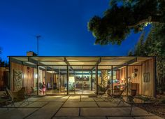 A Stunningly Restored Midcentury by Case Study Architect Craig Ellwood Asks $800K in San Diego - Photo 10 of 10 - Dwell