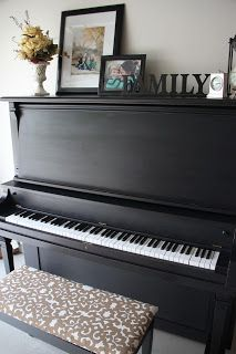 New to You: Antique Hall and Sons Piano