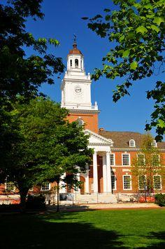 Johns Hopkins University Gilman Hall Baltimore