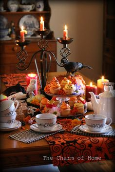 Witches Tea: The Charm of Home