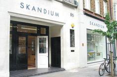 Skandium London: 86 Marylebone high street W1U