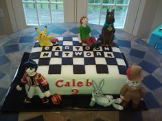 Minecraft Cake Party Ideas Pinterest Minecraft Cake
