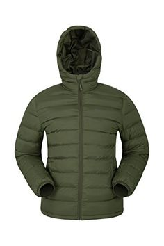 New Mountain Warehouse Season Mens Winter Jacket -Water Resistant Raincoat  Mens Fashion Clothing.   f56c99bd5