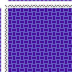 draft image: Figurierte Muster Pl. XX Nr. 2b, Die färbige Gewebemusterung, Franz Donat, 2S, 2T