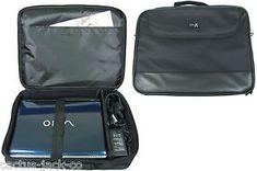 a nuevo trust 15649 174 durable acolchado estuche de transporte de hombro bolsa de ordenador portatil portatil