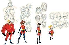 Pixar Character Design, Character Design Sketches, Character Design References, Character Concept, Character Sheet, Disney Concept Art, Disney Art, Manga Comics, Warhammer 40k