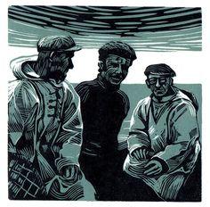 Bryan Angus Lino Prints
