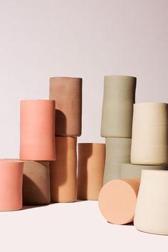 "thisispaper: ""Apparatu design studio revives family values "" Earthy Color Palette, Colour Pallette, Muted Colors, Earth Tone Colors, Earth Tones, Earth Tone Decor, Pantone, Keramik Design, Spanish Design"
