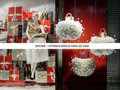 Moda - Eventos - Cultura - Marketing: Oficina - Vitrinas para o final de ano