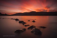 Landscape Photography: Landscape Photography by Mark Littlejohn Landscape Art, Landscape Photography, Nature Photography, Photography Magazine, Beautiful Sunset, Beautiful World, Look At The Sky, Grain Of Sand, Lake District