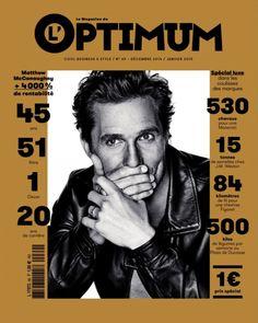magazinewall:  L'Optimum (Paris, France)