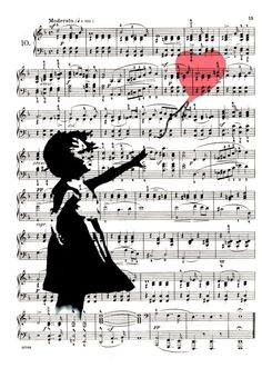 """Dictionary Art Print, Vintage art, Drawing, print poster,kids decor,wall decor,Office decor,Home & Living,""""Admiration for Banksy,music"""""""