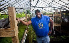 Urban Growth: Will Allen - Basketballer/Businessman Turned Urban Farmer