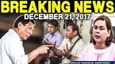 BREAKING NEWS TODAY DECEMBER 21 2017 PRESIDENT DUTERTE l LP LAWMAKERS l ...