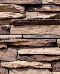 Modern stone veneer