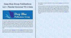 Deep Blue Group Publications LLC: Fiender Kommer Til A Hate — http://deepbluegroup.org   http://deepbluegroup.org/blog   https://www.facebook.com/deepbluepublicationsgroup   https://twitter.com/deep_blue_group