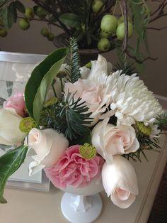 Grey Lane Home- Simple Flower Arrangement Tutorial