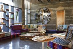 boho interior | 2012 Year in Review: Destination Design in news events interior design ...