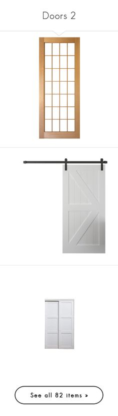 """Doors 2"" by hmorris1200 ❤ liked on Polyvore featuring home, home decor, door screen, shoji screen, frames, white home accessories, pine picture frames, white home decor, urban home decor and door frames"