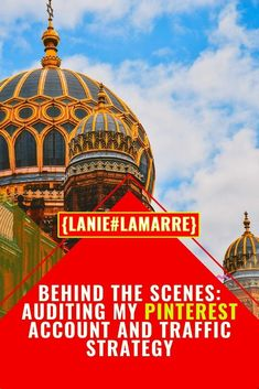 In this behind-the-scenes episode, we're going through the results of my Pinterest audit and what my new Pinterest blog traffic strategy is. Head over for tips on about how I'm using Pinterest to boost clicks, drive traffic and increase my audience reach. // Lanie Lamarre - OMGrowth Business Marketing, Online Marketing, Online Business, Digital Marketing, Strategy Quotes, Strategy Map, Pinterest Advertising, My Pinterest, Brand Building