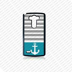 LG G3 case Lg G3 Phone case Nautical Anchor Lg G3 by KrezyCase, $12.99