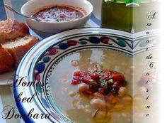 doubara aux pois chiche de Biskra - Amour de cuisine