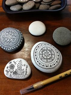 Rock art by Magamerlina