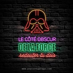 Nul tu es. Jedi tu n'es pas.<br/>Avec toi, ce n'est plus l'attaque des clones<br/>mais l'attaque des clowns. http://www.popcorngarage.com/