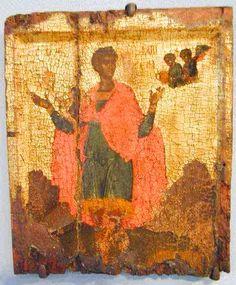 profeta Daniele Art Icon, Illuminated Manuscript, Objects, Angel, Mosaics, Painting, Wall, Design, Old Testament