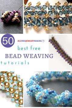 50 Best Free Bead Weaving Patterns