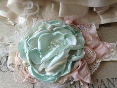 Pistachio Cream by CozetteCouture on Etsy, $32.99