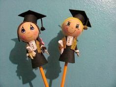 LORRAINE'S HANDMADE WITH LOVE : fofulapiz graduacion
